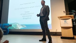 Nexus Conference 2017: Roger Ver: Introducing Free Society!