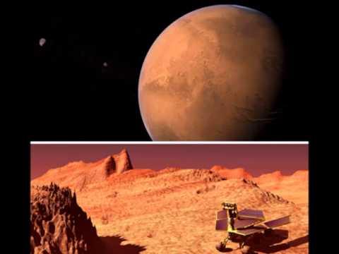 Noticias marcianas