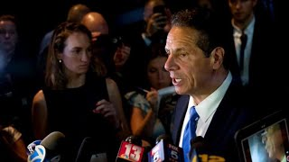"New York Governor Andrew Cuomo in hot water after saying ""America was never that great"""