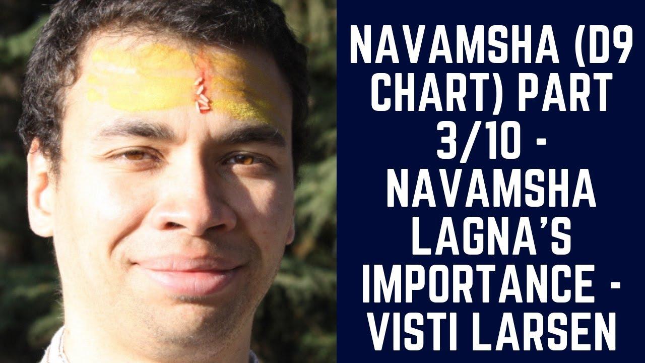 NAVAMSHA (D9 CHART) PART 3/10 - Navamsha Lagna's ...