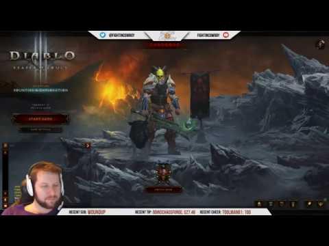 Diablo 3 - BARB SMASH