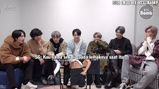 [INDO SUB] [BANGTAN BOMB] BTS reacts to BTS debut+5 Days - BTS (방탄소년단)
