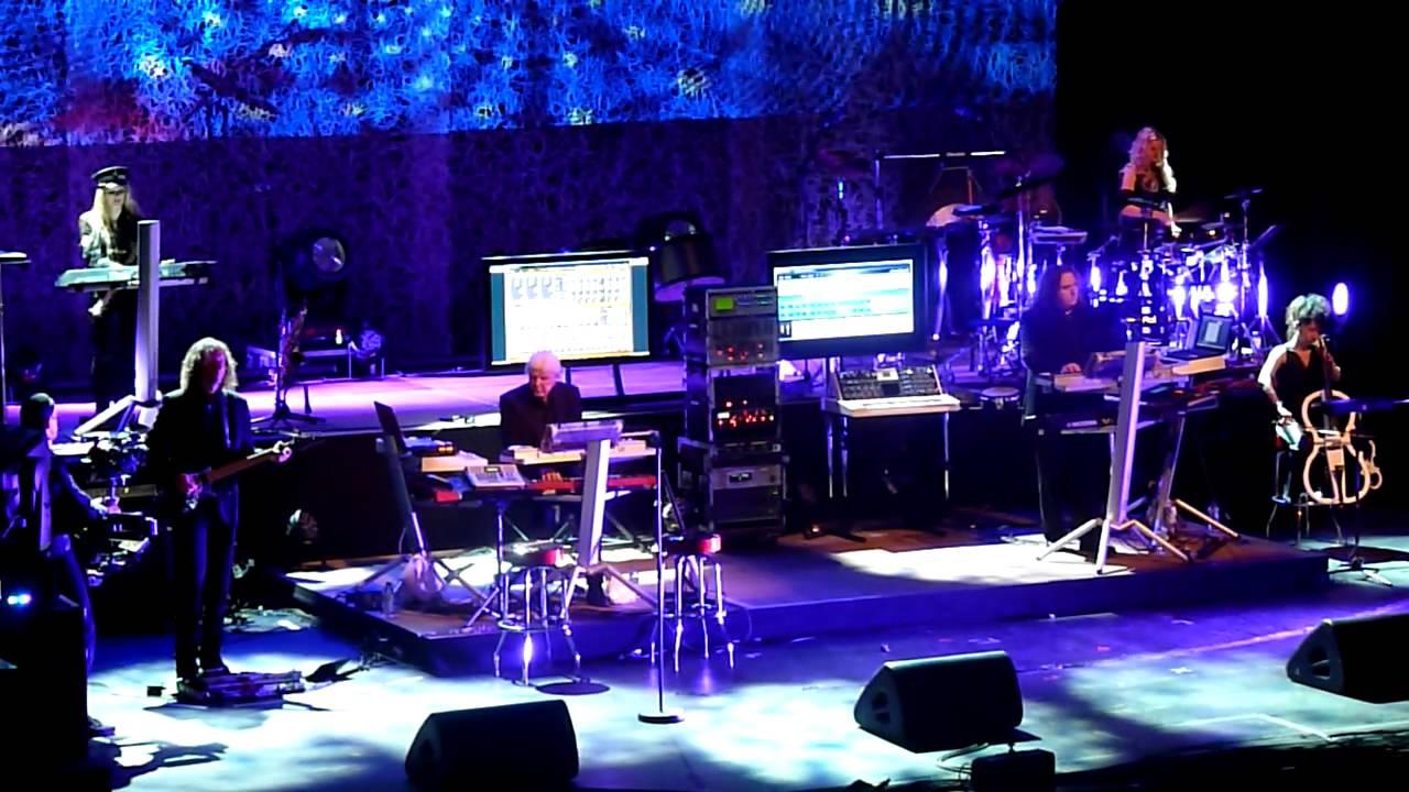 TANGERINE DREAM LIVE @ ADMIRALSPALAST BERLIN 10 05 2012