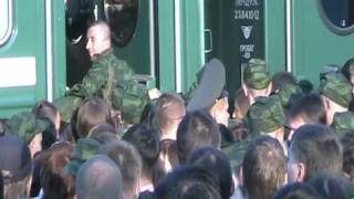 Омск - армия - хабаровск