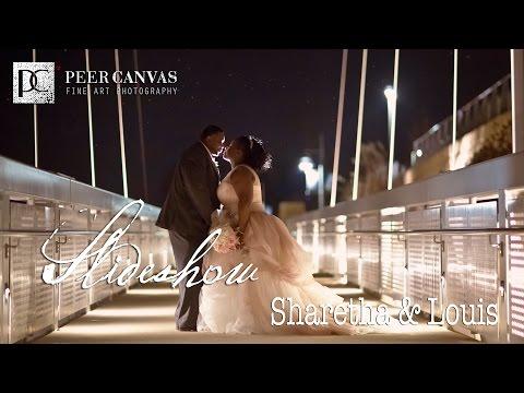 Sharetha + Louis | NYE Rockford Womens Club Wedding by Peer Canvas Photographer
