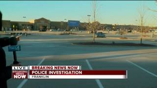 Franklin Walmart now clear after police presence