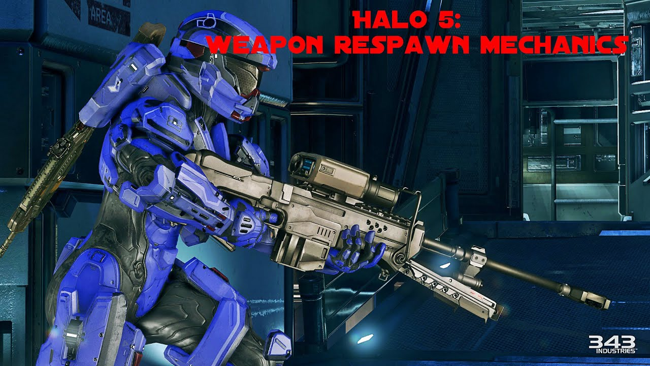 Halo 5 overshield respawn time