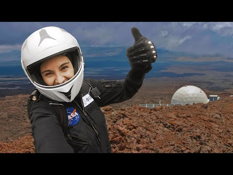 Want to be an astronaut on Mars? Train in Hawaii