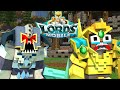 FNAF vs Massa: Paladin VS Deathlord Hidup - Minecraft Animation