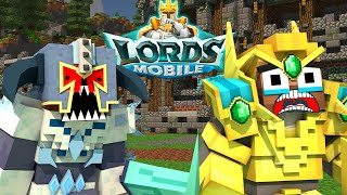 Download FNAF vs Mobs: Paladin VS Deathlord Life - Minecraft Animation Mp3 and Videos