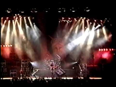 KISS - War Machine - Miami 1992 -  Revenge Tour
