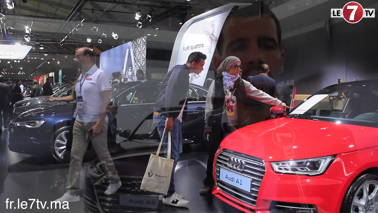 Car Expo Standsay : Auto expo audi stand présentation new a youtube
