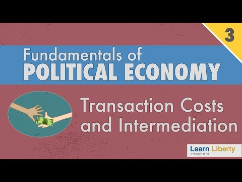 Transaction Costs And Intermediation