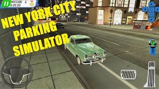New York City Car Taxi And Bus Parking Simulator Mission 1-10 Mobile Game