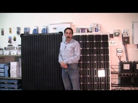 Missouri Wind and Solar Reviews SolarWorld solar panel monocrystaline