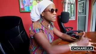 Carel Pedre x Princesse Eud Interview Chokarella 20 Octobre 2015