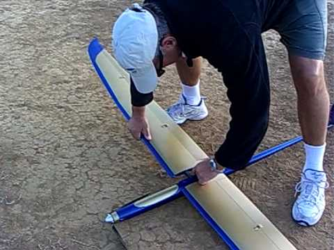 RC Gliders with