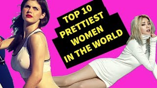 Prettiest woman in the world ? Here the Top 10 List [2018 Review]