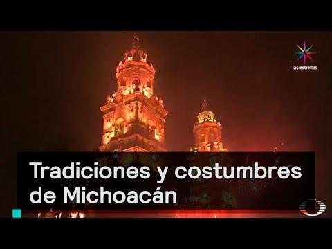 Michoacán: Mezcla De Tradiciones Y Costumbres - Al Aire Con Paola