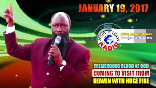 Repeat youtube video TREMENDOUS CLOUD OF GOD COMING TO VISIT FROM HEAVEN WITH HUGE FIRE - PROPHET DR. OWUOR