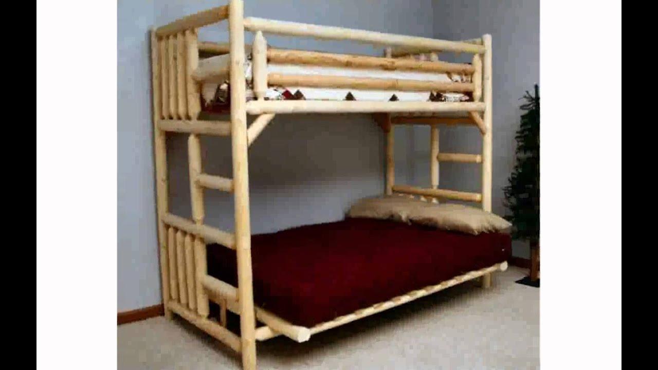 Loft Beds With Futon