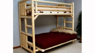 Loft Beds With Futon