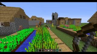 Element Animation Villager sounds resource pack : Minecraft test