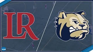 2018 South Atlantic Conference Men's Lacrosse - Lenoir-Rhyne at Wingate