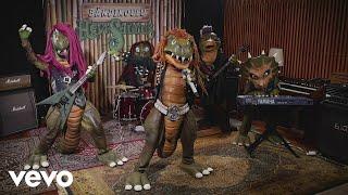 Hevisaurus - Bändikoulu, jakso 1 (Herra Hevisauruksen lauluopetus)