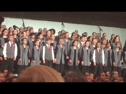Chicago Children's Choir - Lincoln Park DePaul - 2017 Winter Concert