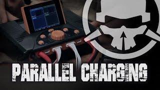 Parallel Charging Batteries