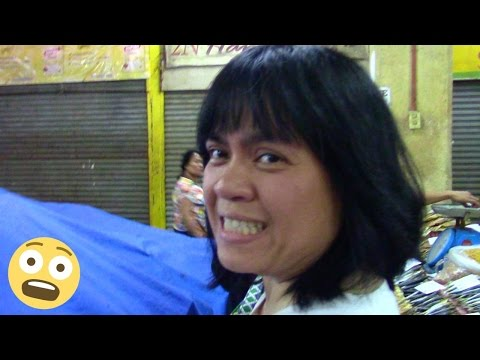 Scary Palengke Wet Market in Mindanao Philippines VLOG