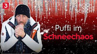 Sebastian Pufpaff – Zwangsquarantäne durch Wintereinbruch, eine Verschwörung?