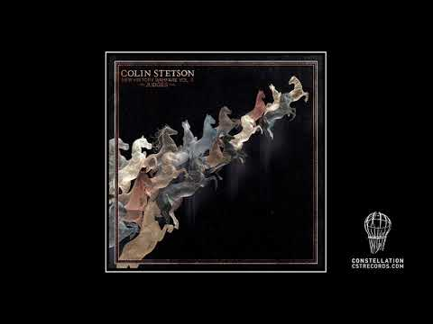 colin stetson a dream of water