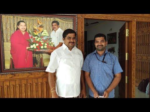 Kavundampalayam MLA V C Arukutty Interview on Success of Chembukarai Electricity Project