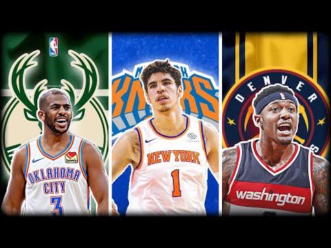 UN MOCK TRADE pour CHAQUE équipe NBA pendant l'intersaison NBA 2020 [NBA TRADE RUMORS]