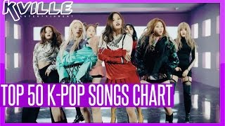[TOP 50] K-POP SONGS CHART • JANUARY 2017 (WEEK 3)