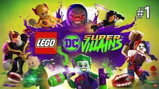 Twitch Livestream   Lego DC Super-Villains Part 1 [Xbox One]