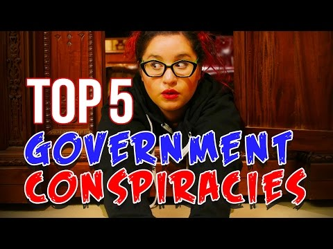 Top 5 Most Outrageous Government Conspiracies // Dark 5 | Snarled