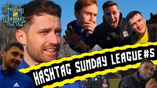 10+ GOALS GALORE! - HASHTAG SUNDAY LEAGUE SE2 EP5