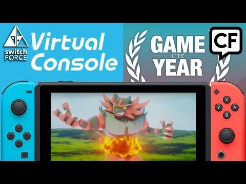 CF38: Pokemon Switch 2018 Predictions, Virtual Console Subscription, GOTY Zelda vs Mario!