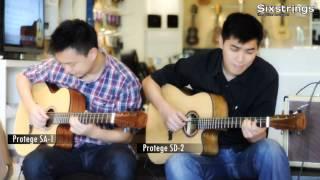 Protege Guitars Jam by Simon & Joshua - Sixstrings, Malaysia