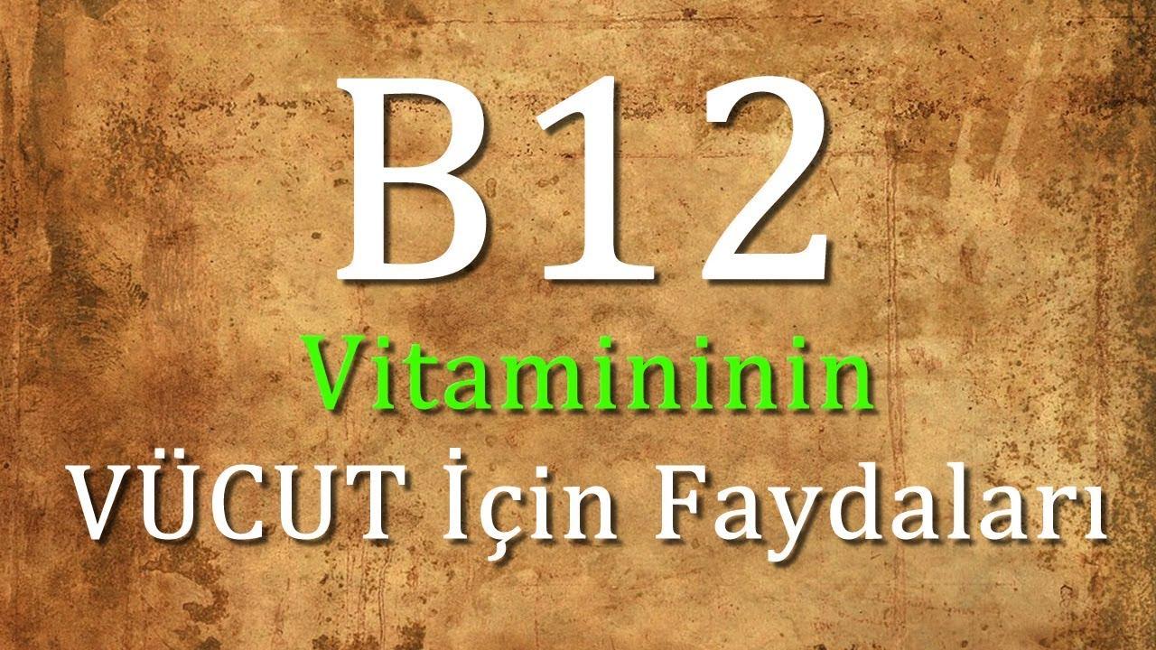B vitamini nelere iyi gelir