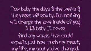 Spend My Life With You - Eric Benet ft. Tamia Lyrics