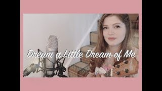 Dream a Little Dream of Me   #StaircaseSessions   ukulele cover