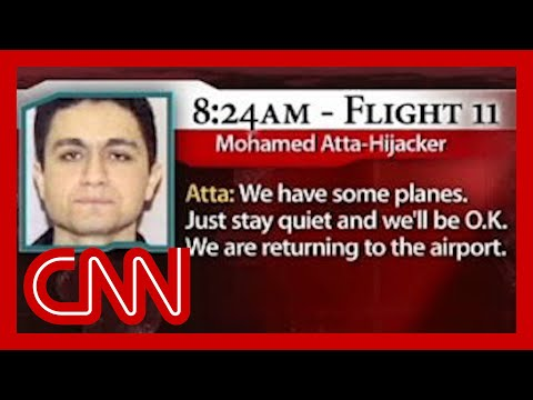 9/11 audio recordings offer dramatic timeline