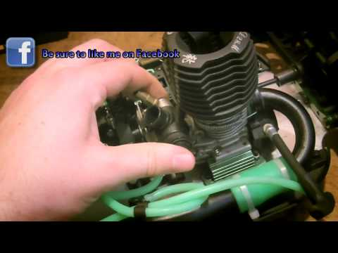JT12's How To: Switch your Nitro engine Carb around