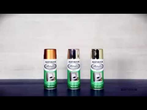 Rust Oleum Specialty Metallic Spray Paint