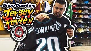 brian dawkins authentic jersey