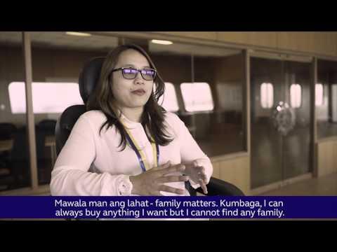 Meet the Pioneering Filipina Captain
